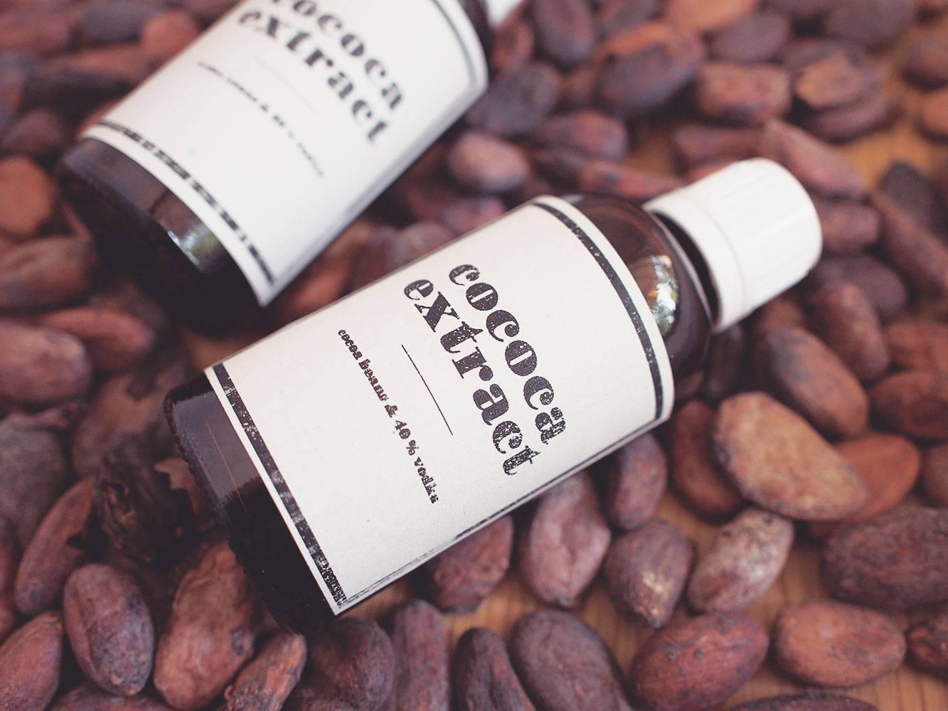 Ekstrakt zczekolady (ziaren kakaowca)